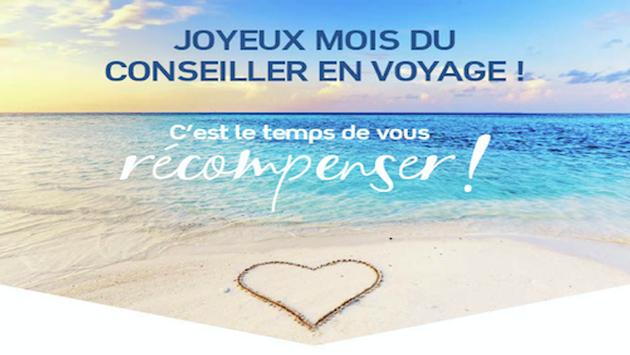 Club Med Mois du Conseiller en Voyage