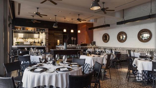 Nizuc sólo tiene un restaurante abierto, que ofrece lo mejor de todos los menús. (Foto de Nizuc)