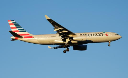 American Airlines Airbus A330