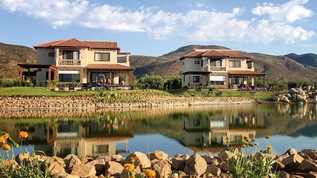 Vinícola El Cielo se localiza en el Valle de Guadalupe en Ensenada, Baja California.
