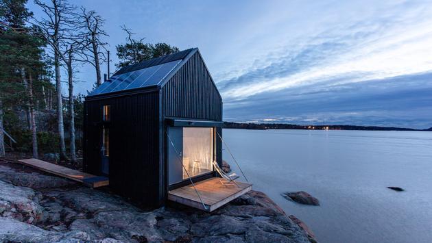 Majamaja, Finland