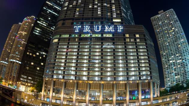Trump, Tower, Chicago