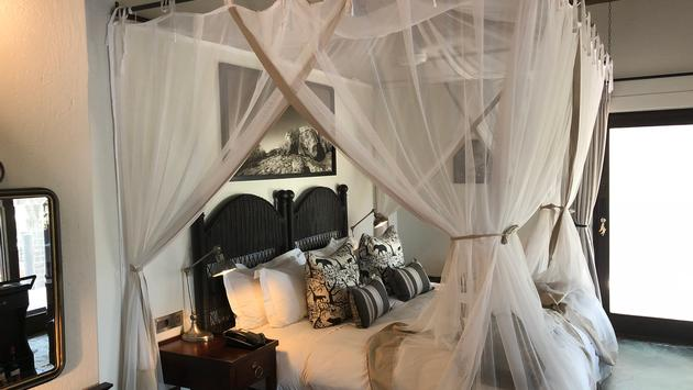 Guest room at Jock Safari Lodge Kruger National Park