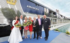 AmaWaterways' AmaMora