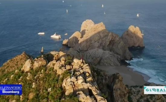 Los Cabos ha reactivado el turismo de lujo durante la pandemia