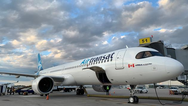 Air Transat Airbus