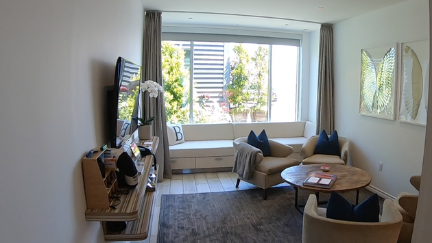 The Private Suite at LAX Airport