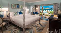 Up to 60% Off Rack Rate: Caribbean Honeymoon Beachfront Grande Luxe Walkout Club Level Room