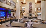 New lobby at JW Marriott San Antonio Hill Country Resort & Spa