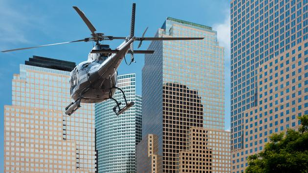 helicopter, New York City, new york