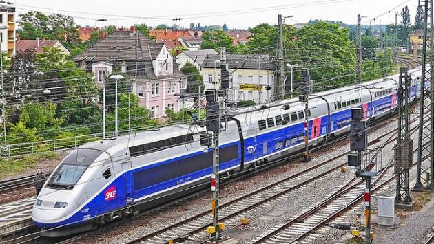 High-speed rail, Europe, TGV
