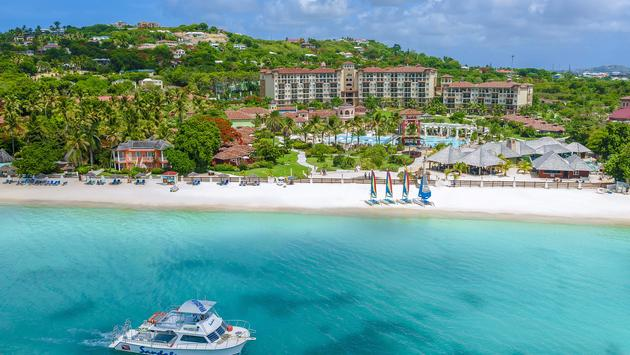 Sandals & Beaches Resort