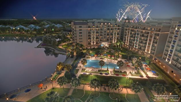 Disney's Riviera Resort at Walt Disney World Resort