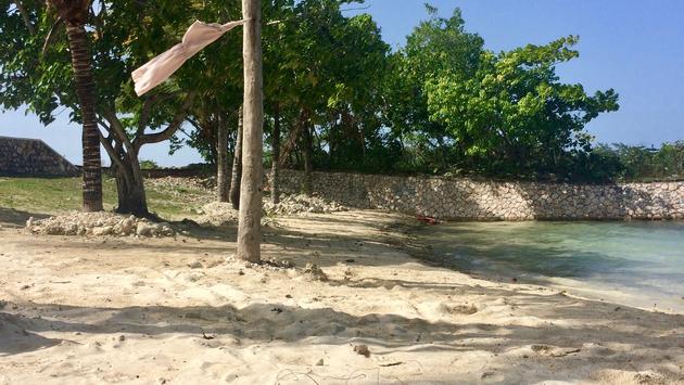 James Bond Beach in Oracabessa Bay, Jamaica