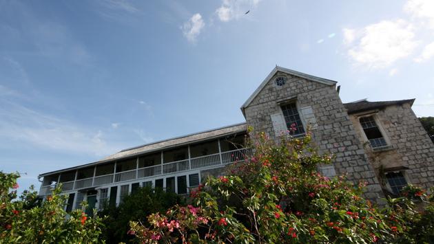 La gran casa de Greenwood es un buen lugar para conocer la historia de Jamaica.