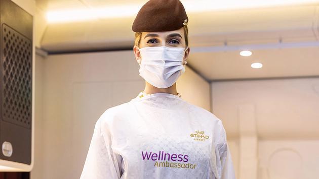 Etihad Wellness Ambassador