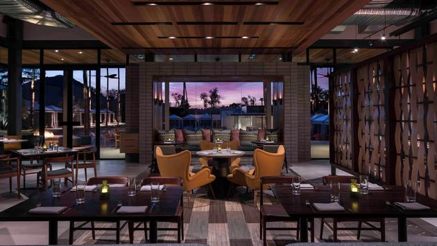 Andaz Scottsdale Resort & Bungalows interior