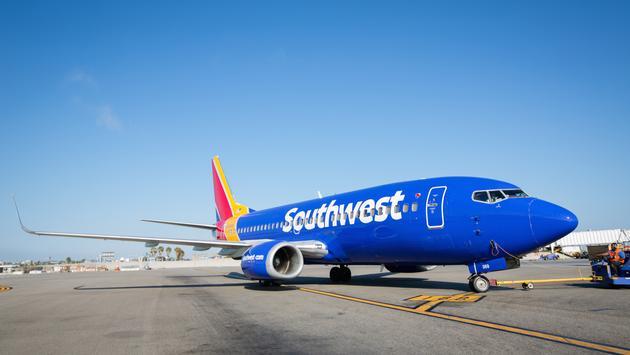 Southwest Boeing 737-300