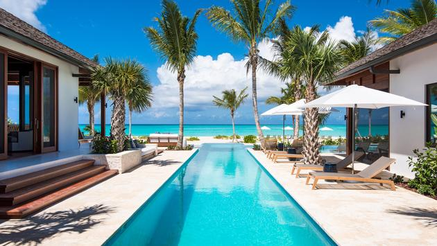 Hawksbill villa rental, Turks and Caicos, Villas of Distinction