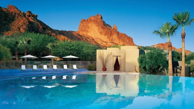 Sanctuary on Camelback Mountain Resort & Spa in Scottsdale, Arizona