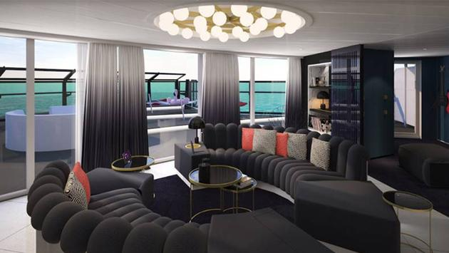 RockStar Suite, Virgin Voyages