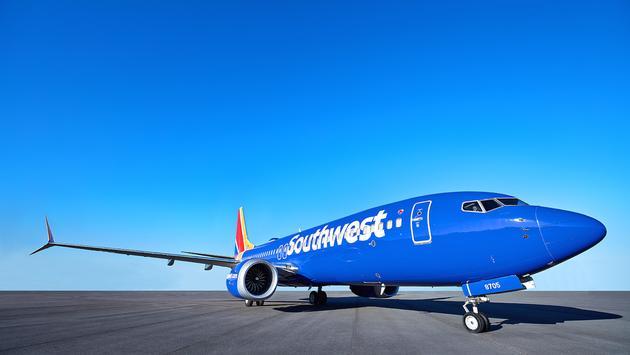 Southwest Boeing 737 MAX 8