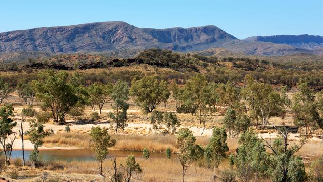 West MacDonnell Ranges National Park, Northern Territory, Australia