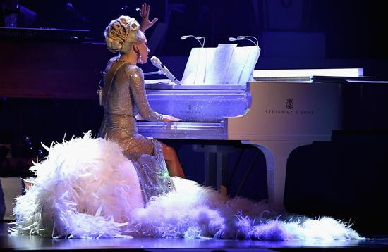 Lady Gaga Jazz & Piano at Park Theater