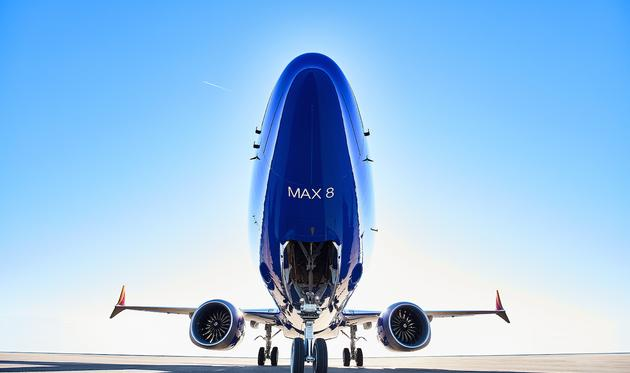 Southwest Boeing 737 MAX 8