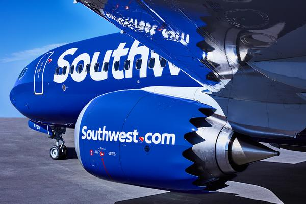 Southwest Airlines Cancels Boeing 737 MAX Flights Through Labor Day