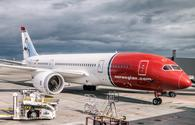 Norwegian, Air, plane
