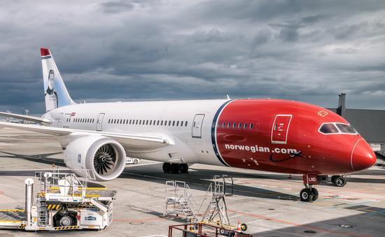 Norwegian, Air, plane