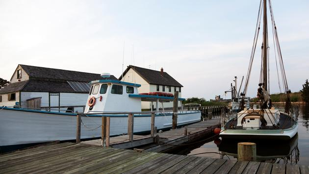 Long Island Maritime Museum, New York.