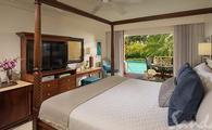 Swim Up Lover's Lagoon Honeymoon Club Level - $438PP/PN