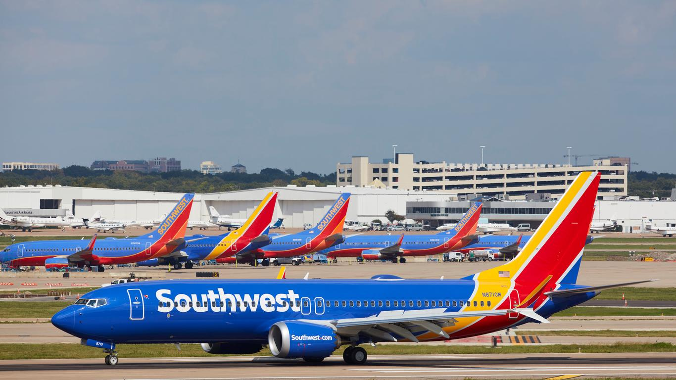Southwest's Winter Flight Sale Returns With One-Way Fares From $39
