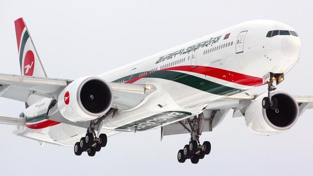 Bangladesh, Airlines, Boeing