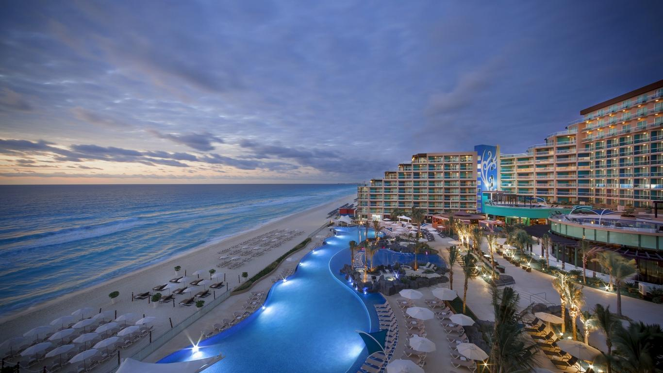 A Rockin' Good Time in Mexico With Hard Rock
