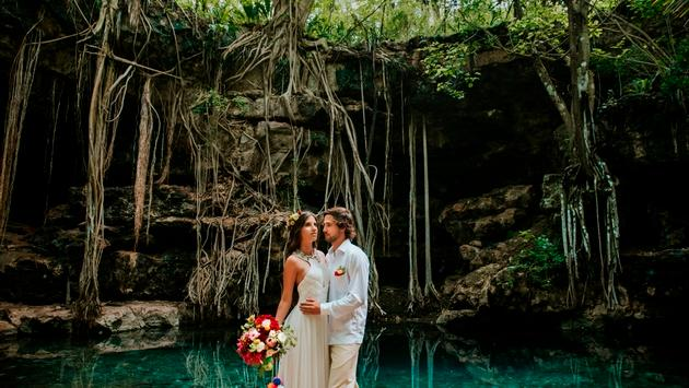 Yucatan Wedding