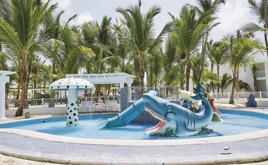 children's pool, riu bambu, punta cana