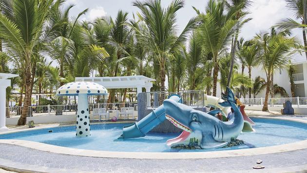 children's pool, riu bambu, punta cana