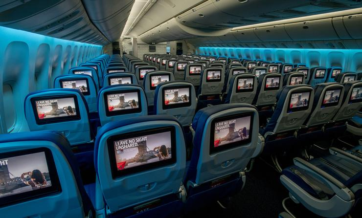 Delta has outfitted its 700th plane with industry-leading seatback screens.