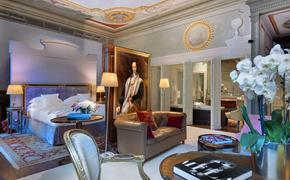 The Melodia Suite at Il Salviatino Hotel