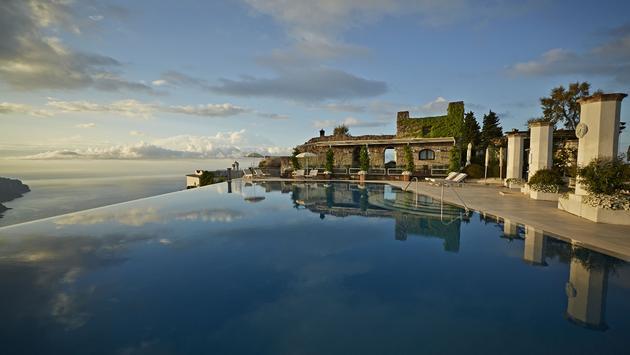 Belmond Hotel Caruso on the Amalfi Coast