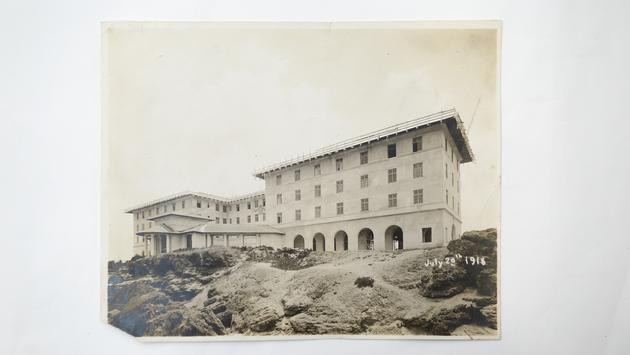 Condado Vanderbilt Hotel, 1918, historic, hotel