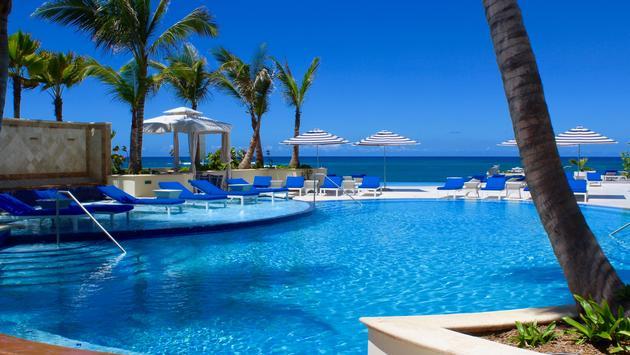 Condado Vanderbilt, pool, hotels, puerto rico