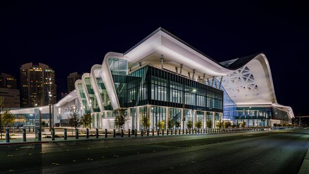 LVCC West Hall