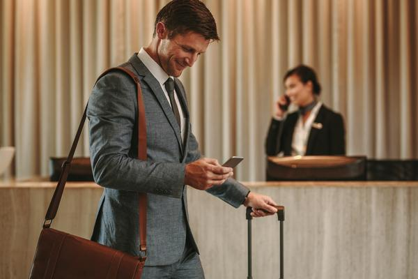 Young Business Travelers Prefer Solo Sightseeing and Social Workspaces
