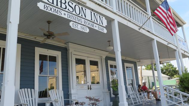 Gibson Inn, Apalachicola, Florida