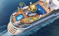 Royal Caribbean International renders Mariner of the Seas