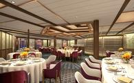 Seabourn, new, restaurant